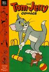 Cover for Tom & Jerry Comics (Dell, 1949 series) #108