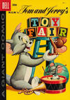 Cover for Tom & Jerry Toy Fair (Dell, 1958 series) #1 [30 cent cover price ]