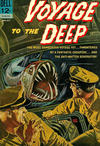 Cover for Voyage to the Deep (Dell, 1962 series) #3
