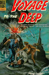 Cover for Voyage to the Deep (Dell, 1962 series) #4