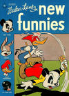 Cover for Walter Lantz New Funnies (Dell, 1946 series) #116