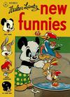 Cover for Walter Lantz New Funnies (Dell, 1946 series) #117