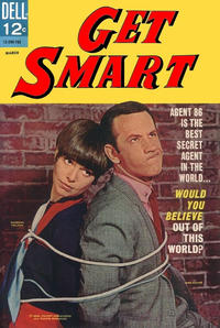 Cover for Get Smart (Dell, 1966 series) #5