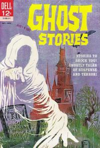 Cover Thumbnail for Ghost Stories (Dell, 1962 series) #[1]