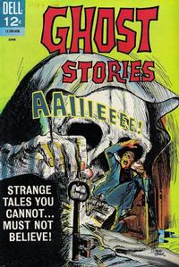Cover Thumbnail for Ghost Stories (Dell, 1962 series) #14