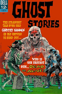Cover Thumbnail for Ghost Stories (Dell, 1962 series) #18