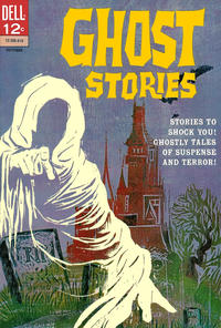 Cover Thumbnail for Ghost Stories (Dell, 1962 series) #21