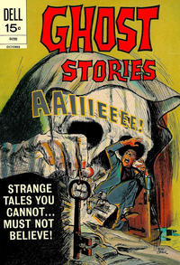 Cover Thumbnail for Ghost Stories (Dell, 1962 series) #34