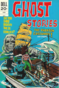 Cover Thumbnail for Ghost Stories (Dell, 1962 series) #36