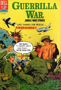 Cover Thumbnail for Guerrilla War (Dell, 1965 series) #12