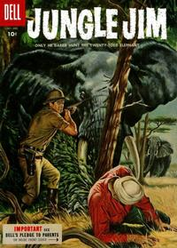 Cover Thumbnail for Jungle Jim (Dell, 1954 series) #6
