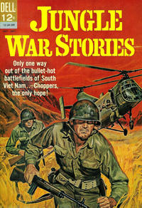 Cover Thumbnail for Jungle War Stories (Dell, 1962 series) #4