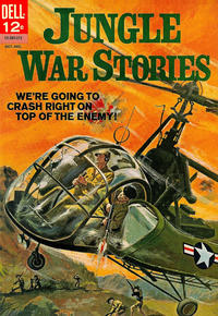 Cover Thumbnail for Jungle War Stories (Dell, 1962 series) #5