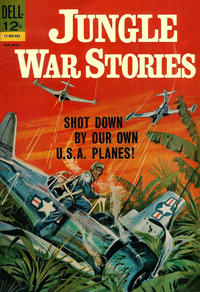 Cover Thumbnail for Jungle War Stories (Dell, 1962 series) #6