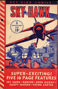 Cover Thumbnail for Key Ring Comics (Dell, 1941 series) #1[a]