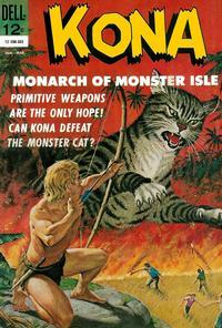 Cover Thumbnail for Kona (Dell, 1962 series) #5
