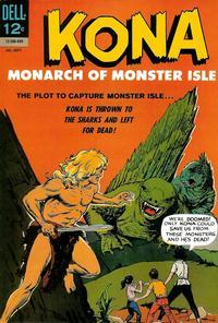 Cover Thumbnail for Kona (Dell, 1962 series) #15