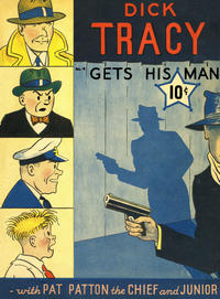 Cover Thumbnail for Large Feature Comic (Dell, 1939 series) #4