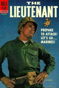 Cover Thumbnail for The Lieutenant (Dell, 1964 series) #1
