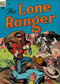 Cover Thumbnail for The Lone Ranger (Dell, 1948 series) #11