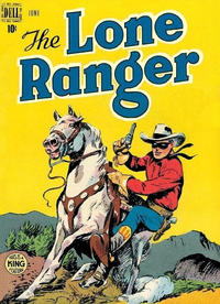 Cover Thumbnail for The Lone Ranger (Dell, 1948 series) #12