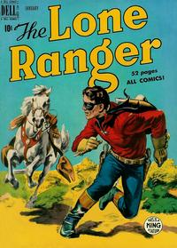 Cover Thumbnail for The Lone Ranger (Dell, 1948 series) #19