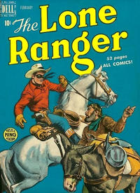 Cover Thumbnail for The Lone Ranger (Dell, 1948 series) #20