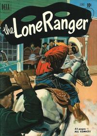 Cover Thumbnail for The Lone Ranger (Dell, 1948 series) #36