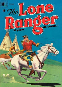 Cover Thumbnail for The Lone Ranger (Dell, 1948 series) #28