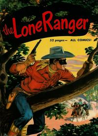 Cover Thumbnail for The Lone Ranger (Dell, 1948 series) #33