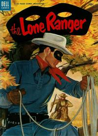 Cover Thumbnail for The Lone Ranger (Dell, 1948 series) #74