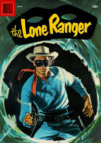 Cover Thumbnail for The Lone Ranger (Dell, 1948 series) #93