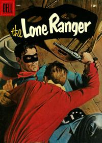 Cover Thumbnail for The Lone Ranger (Dell, 1948 series) #94