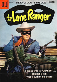 Cover Thumbnail for The Lone Ranger (Dell, 1948 series) #125