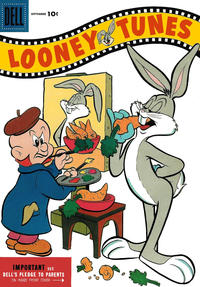 Cover Thumbnail for Looney Tunes (Dell, 1955 series) #167