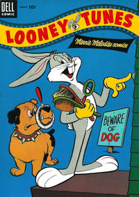 Cover Thumbnail for Looney Tunes and Merrie Melodies Comics (Dell, 1954 series) #161