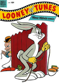 Cover Thumbnail for Looney Tunes and Merrie Melodies Comics (Dell, 1954 series) #162