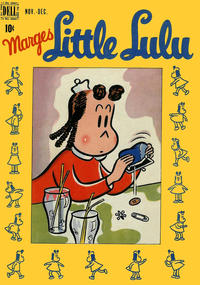Cover Thumbnail for Marge's Little Lulu (Dell, 1948 series) #6