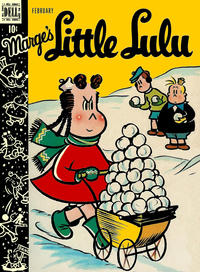 Cover Thumbnail for Marge's Little Lulu (Dell, 1948 series) #8