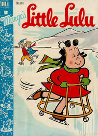 Cover Thumbnail for Marge's Little Lulu (Dell, 1948 series) #9