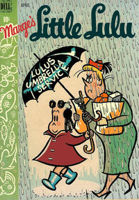 Cover Thumbnail for Marge's Little Lulu (Dell, 1948 series) #10