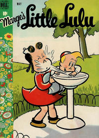 Cover Thumbnail for Marge's Little Lulu (Dell, 1948 series) #11