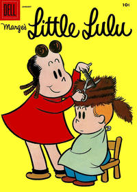 Cover Thumbnail for Marge's Little Lulu (Dell, 1948 series) #91
