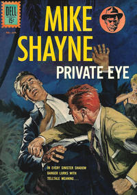 Cover Thumbnail for Mike Shayne Private Eye (Dell, 1962 series) #2