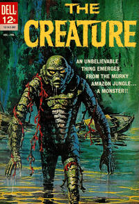 Cover Thumbnail for The Creature (Dell, 1963 series) #142