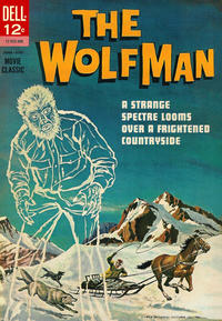 Cover Thumbnail for Wolfman (Dell, 1963 series) #922