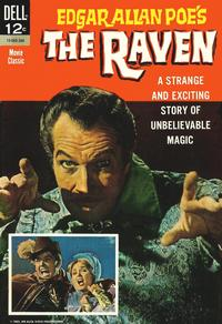 Cover Thumbnail for Poe's The Raven (Dell, 1963 series) #12-680-309