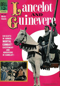 Cover Thumbnail for Lancelot and Guinevere (Dell, 1963 series)