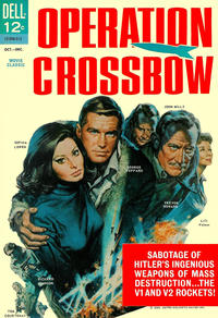 Cover Thumbnail for Operation Crossbow (Dell, 1965 series) #590