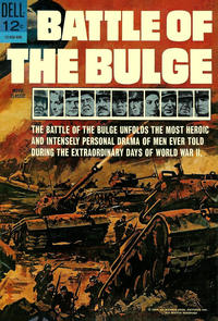 Cover Thumbnail for Battle of the Bulge (Dell, 1966 series) #056
